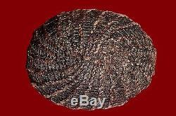 Old Bia Gae Lp Jer Wat Klang Bang Kaew Thai Buddha Amulet Protect Evil Rare