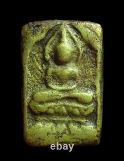 Old! Phra LP Suk Phim Praphamonthon Wat Pak Khlong. Thai Buddha Popular