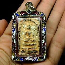 Old Phra Somdej Toh Wat Rakhang Buddha, (Phim Yai), Thai buddha amulet Rare