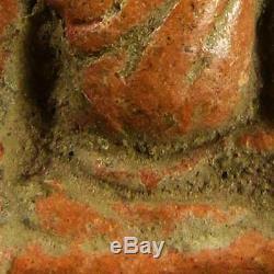 Old Phra Wat Nang Phaya, Phitsanulok, Phim Yai, Thai Amulet Buddha, Real Antique