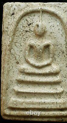 Old Thailand Powerful Somdej Toh Wat Rakang Magic Thai Amulet Buddha Lucky