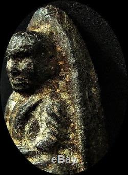 Original Buddha Luangphor Thuad Pim Yai Wat Changhai Be2497 Thai Buddhist Amulet