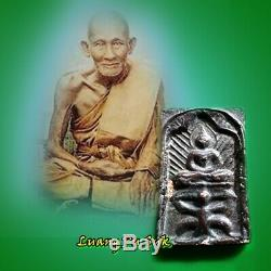 Original Genuine Phra Somdej Thai Magic Amulet Thailand Buddha Luang Pu Suk