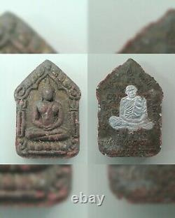 PHRA BUDDHA LUANG PHU TIM 2515 genuine RARE- beautiful Collectibles wat Thai A