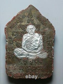 PHRA BUDDHA LUANG PHU TIM 2515 genuine RARE- wat Thai A