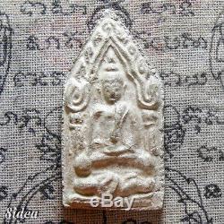 PHRA KHUN PAEN LP TIM (BUN JU GRU St.) THAI AMULET BUDDHA LOVE CHARM BE. 2517