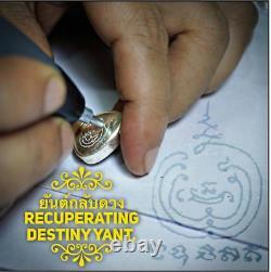 Pendant Buddha Big 12 Legends Meteorite Phra Pitta Ajarn O Holy Thai Amulet Luck