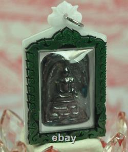 Phaya sming Phra SOMDEJ Wat Rakang Kod Phee Somdet LEKLAI Thai Buddha AMULET