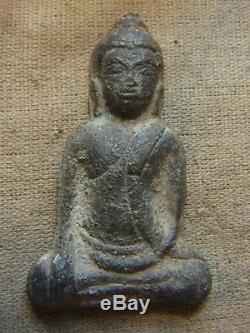 Phra Authong Nuer Chin, Kru Wat Phra Sri Rattana Mahathat Lopburi Thai Buddha