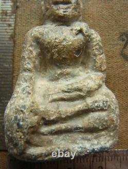 Phra Authong Nuer Chin, Kru Wat Phra Sri Rattana Mahathat Sukhothai, Thai Buddha