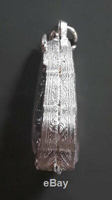 Phra Chaiwat By LP BOON Thai Buddha Magical Amulet Money Powerful Rich Talisman