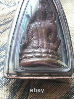 Phra Chinnaraj, Wat Suthat Bangkok yr 2485, Sing sam (3)Thai Buddha Amulet