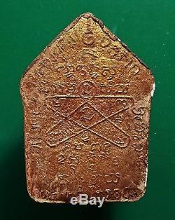 Phra Khun Paen LP Tim Wat Lahanrai b. E. 2515 Thai Buddha Amulet