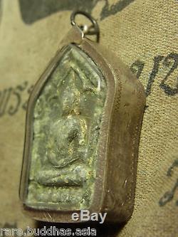 Phra Khun Paen, Phan, L P Tim, Wat Rahanrai Yunt Ha, Takroot, Thai Buddha amulet