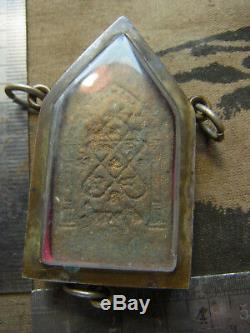 Phra Khun Paen, Phan, L P Tim, Wat Rahanrai Yunt Ha, powrful Thai Buddha amulet
