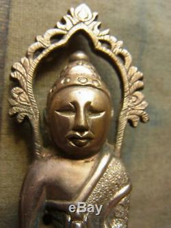 Phra Kring Yai Jor Por Lor Phra Kring Phapamonton Wat Suthat yr 2485 Thai Buddha