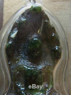Phra Kru Nadool (Nadoon) Phim Nak prok, Thai Buddha Amulet powerful energy