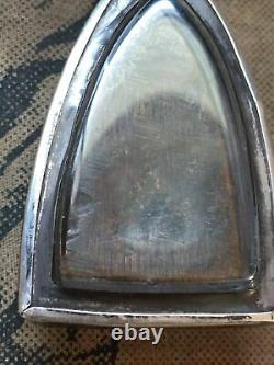 Phra L P Thuad, Twad, Wat Chang Hai, Rang Tao Rid Thai Buddha yr 2505 Silver Case