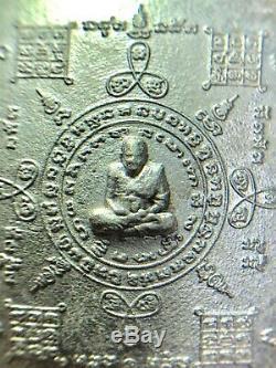 Phra LP Tuad (Thuad) Sit Phan Wat Huai Ngo Thai Talisman Amulet Buddha Charm 724