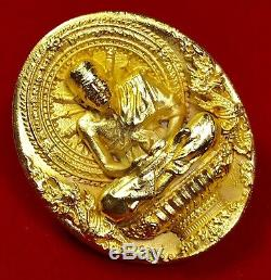 Phra LP Tuad (Thuad) Sit Phan Wat Huai Ngo Thai Talisman Amulet Buddha Charm 725