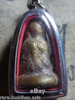 Phra Loplor, Luang Phor Ngern Buddha, wat Bangkhlan Phim Keeta, Thai Amulet