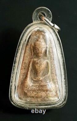 Phra Phong Suparn Kru Suphanburi Thai Magic Amulet Thailand Buddha Lucky Pendant