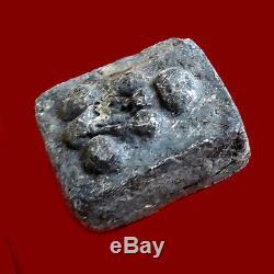 Phra Pidta Kradook Phi Arjan Noo, Wat Pho Old Thai Buddha Amulet Best For Lucky