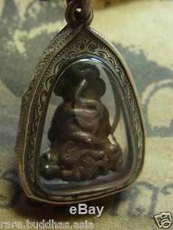 Phra Pit Ta(Pitda)L P Tub, Wat Thong, Pim Yun Yoong Thai Buddha Amulet