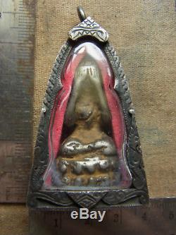 Phra Pit Ta(Pitda) Luang Phor Thong Thao, Wat Kao Or Puttalung Thai Buddha