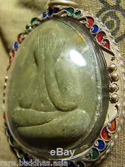 Phra Pit Ta(Pitta)Jumbo, Near Phong L P Tim, Wat Rahanrai, Rayong, Thai Buddha