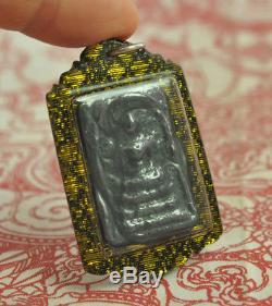 Phra SOMDEJ LP Toh praya sming Kod Phee Somdet LEKLAI Thai Buddha AMULET Somporn