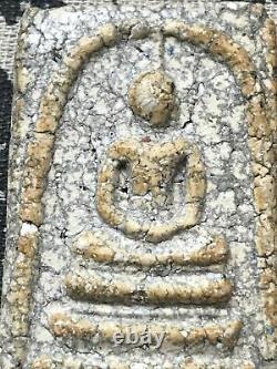 Phra Somdej Bangkhun Phrom, over 160 yr old Thai Buddha Amulet