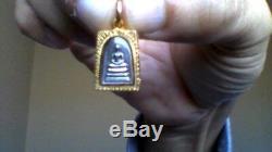 Phra Somdej Lp Toh Wat Rakang Old Thai Buddha Amulet