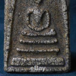 Phra Somdej Thai Amulet Buddha Wat Toh Rare Lp Rakang Talisman Holy 5