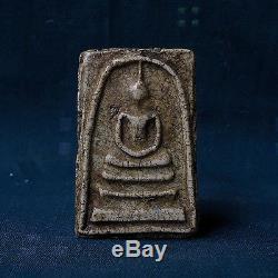 Phra Somdej Thai Amulet Wat Buddha Talisman Toh Rare Lp Rakang Holy