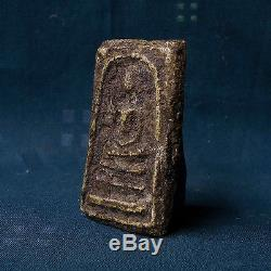 Phra Somdej Thai Amulet Wat Rakang Buddha Toh Rare Lp Talisman Holy
