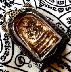 Phra Somdej Toh Bangkhunprom Buddha Phim Sendai B. E. 2409, Thai Amulet Rare