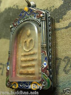 Phra Somdej Toh Bangkhunprom Phim Kettalu Soom powerful Thai Buddha Amulet
