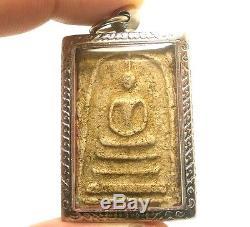 Phra Somdej Toh Wat Rakang Real Thailand Buddha Thai Amulet King Success Pendant