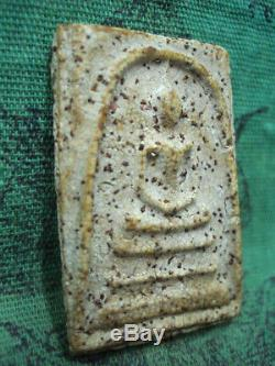 Phra Somdej Toh Wat Rakang Temple Talisman Buddhist Monk Old Thai Buddha Amulet