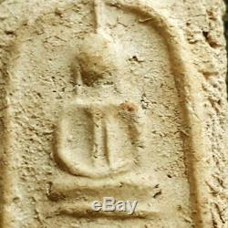 Phra Somdej Wat Bang Khun Phrom Pim Sendai B. E. 2413 Thai Amulet Buddha Pendant