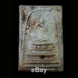 Phra Somdej Wat BangKhunPhrom by Lp Toh Pim Sendai B. E. 2413 Thai Amulet Buddha
