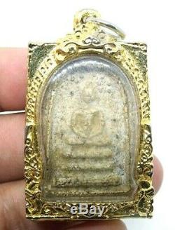 Phra Somdej Wat Rakang Model Prokpho Old Thai Buddha Amulet