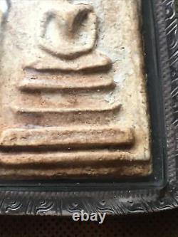 Phra Somdej Wat Rakhang, Phim Yai, over 160 yr old Thai Buddha Amulet