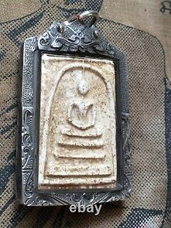 Phra Somdej Wat Rakhang, over 160 yr old Thai Buddha Amulet
