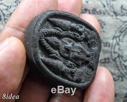 Phra Yod Khun Phon Leklai By LP SOMPRON Thai Amulet Buddha Powerful Luck Rare 08