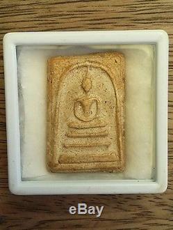 Powerful Amulet Phra Somdej Toh Wat Rakang Pim Yai Thai Buddha Amulet