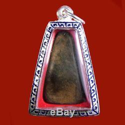 Pra Pong Supan Kru Wat Phra Sri Ratanama Thai Magic Amulet Buddha Lucky Pendant