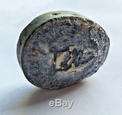 Rare Phra Pidta Pim Jumbo 9 Gold Takrud LP Toh Thai Amulet Buddha BE 2522 Rich
