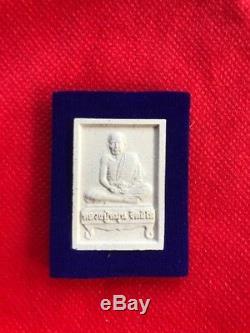 Rare! Phra Pong Somdej Nangtang LP Moon BE2561 Wat Banjan Old Thai Amulet Buddha